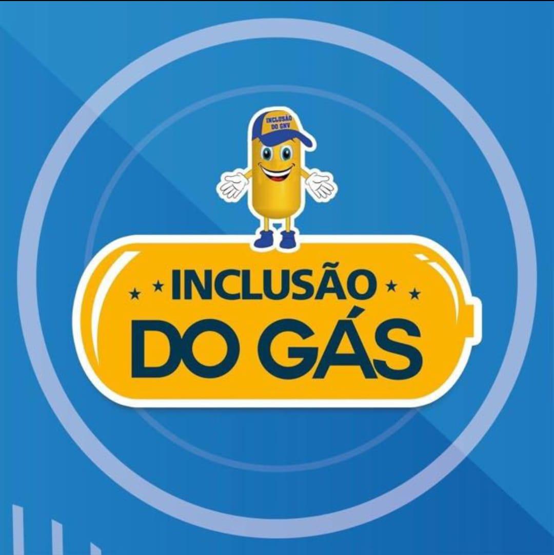 Inclusão do Gás